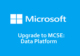 Upgrade to MCSE: Data Platform