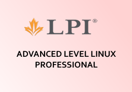 ADVANCED LEVEL LINUX PROFESSIONAL