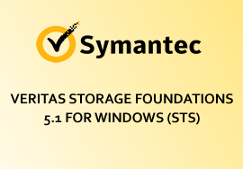 VERITAS STORAGE FOUNDATIONS 5.1 FOR WINDOWS (STS)