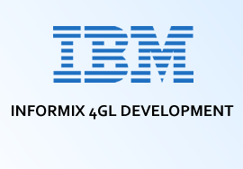 INFORMIX 4GL DEVELOPMENT